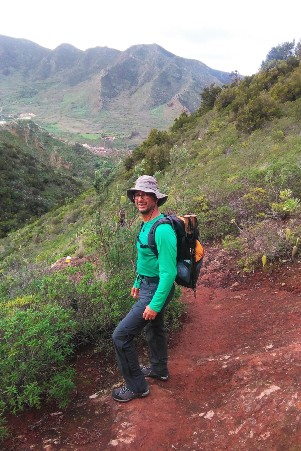 Hiking Tour El Palmar - Tenerife